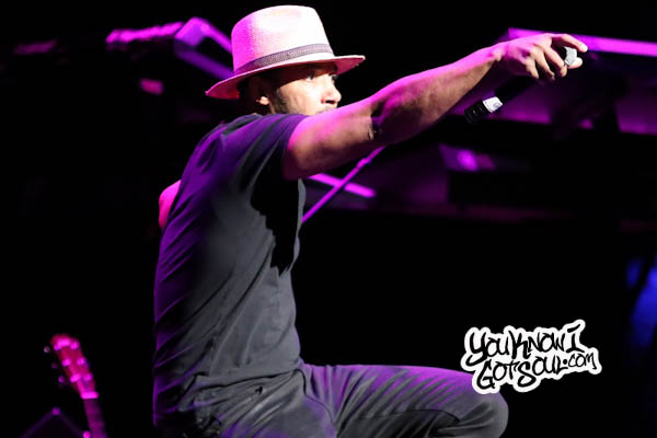 Lyfe Jennings Nu Soul Revival Tour Beacon Theatre