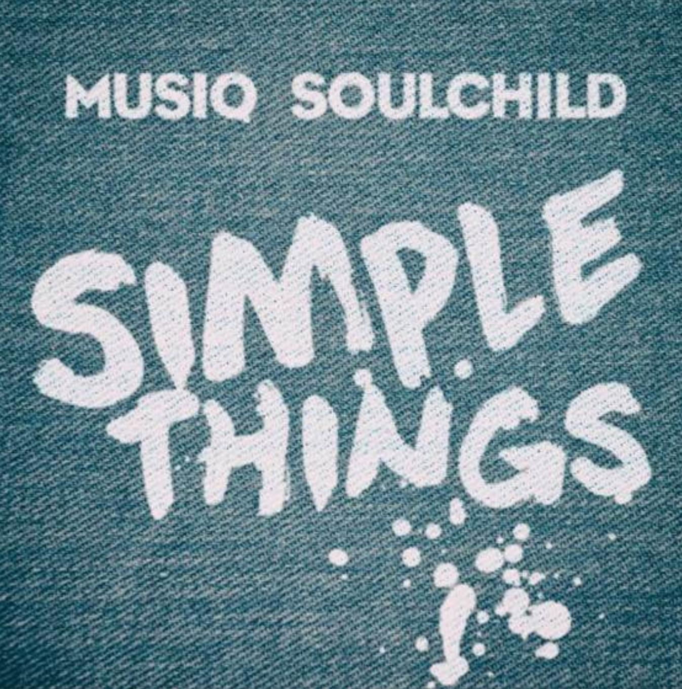 Musiq Soulchild Simple Things