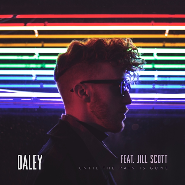 New Video: Daley – Until the Pain is Gone (New Live Version)