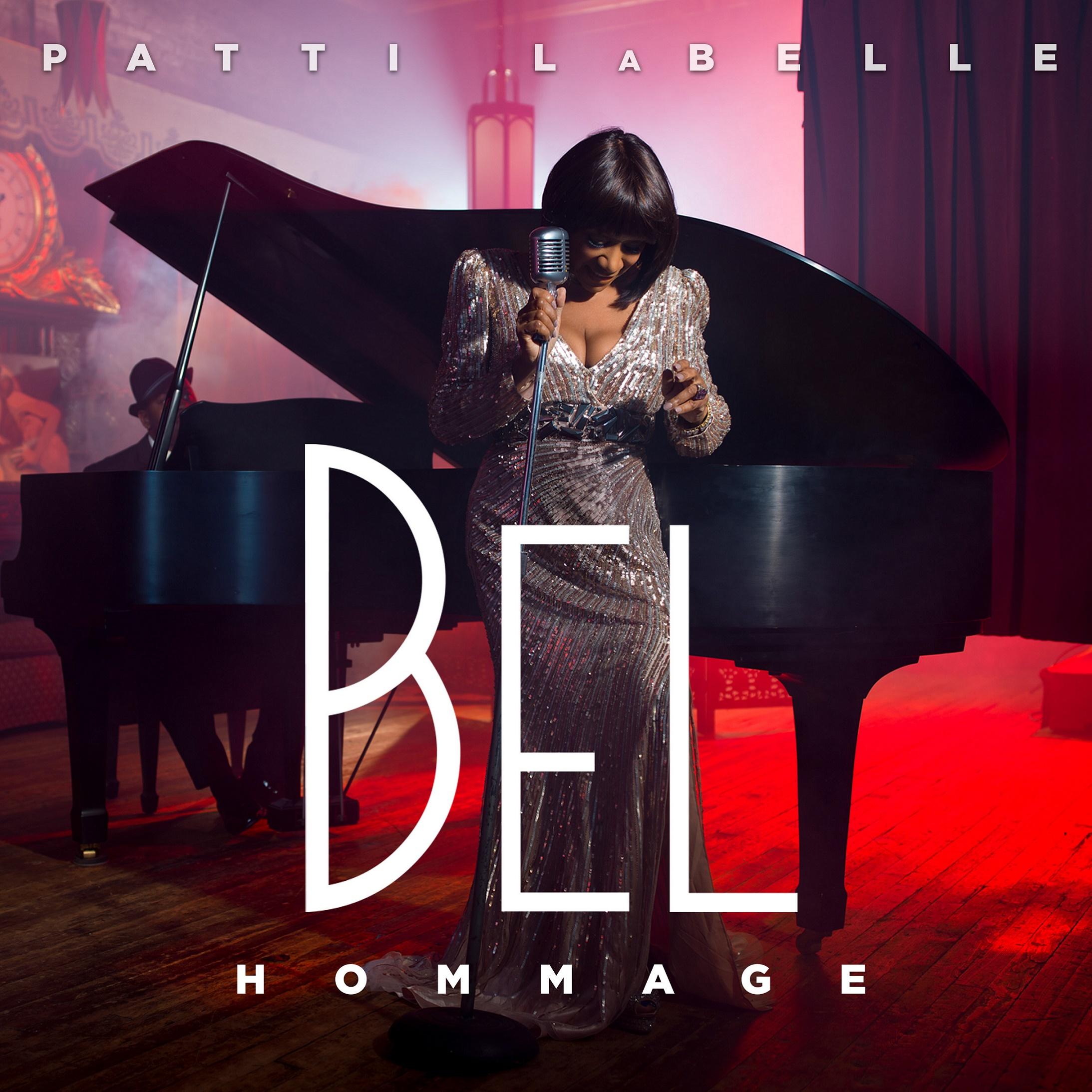 Patti LaBelle-Bel Hommage-Cover Art