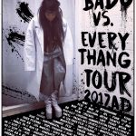 "Erykah Badu Announces Upcoming Tour ""Badu Vs. Every Thang"""