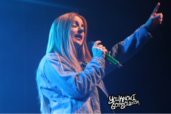 """JoJo Performs on """"Mad Love Tour"""" at Vogue Theater In Vancouver (Recap & Photos)"""