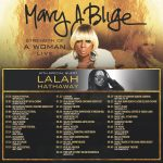 """Mary J. Blige Announces """"Strength of a Woman"""" Tour with Lalah Hathaway"""