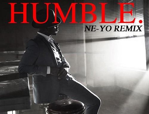 NeYo Humble Kendrick Lamar Remix - edit