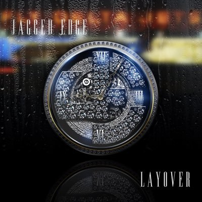 Jagged Edge Layover Album Cover