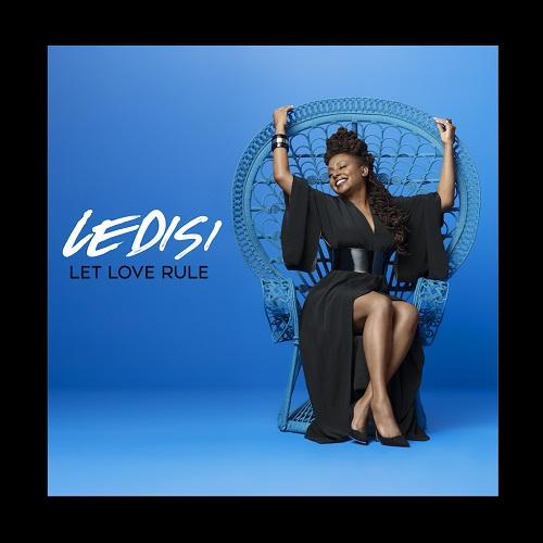 Ledisi Let Love Rule Album Cover