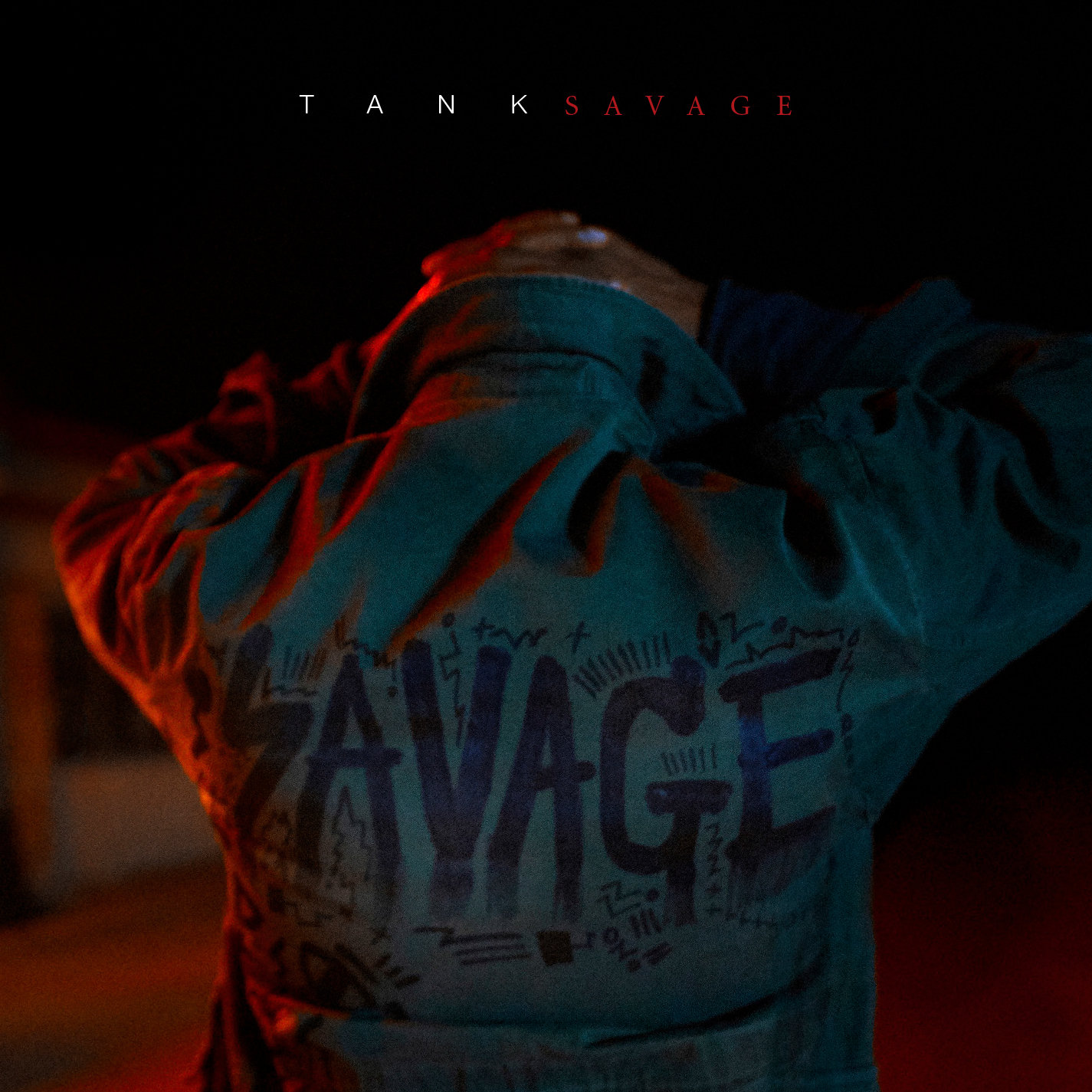 Tank Savage Album Cover