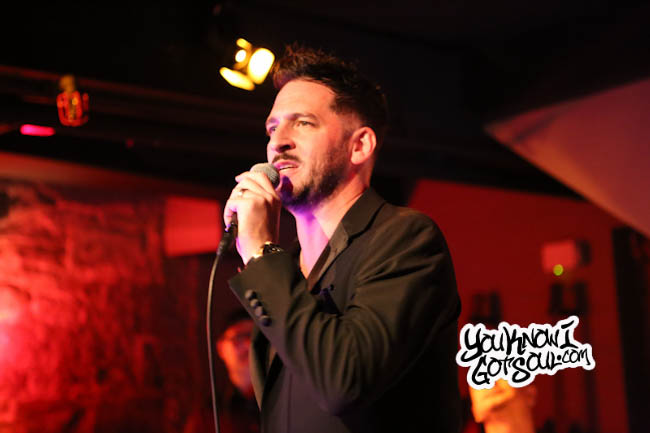 """Jon B. Performing """"Havana Moon"""" from """"Two Beats One Soul"""" Album Live in NYC 9/21/17"""