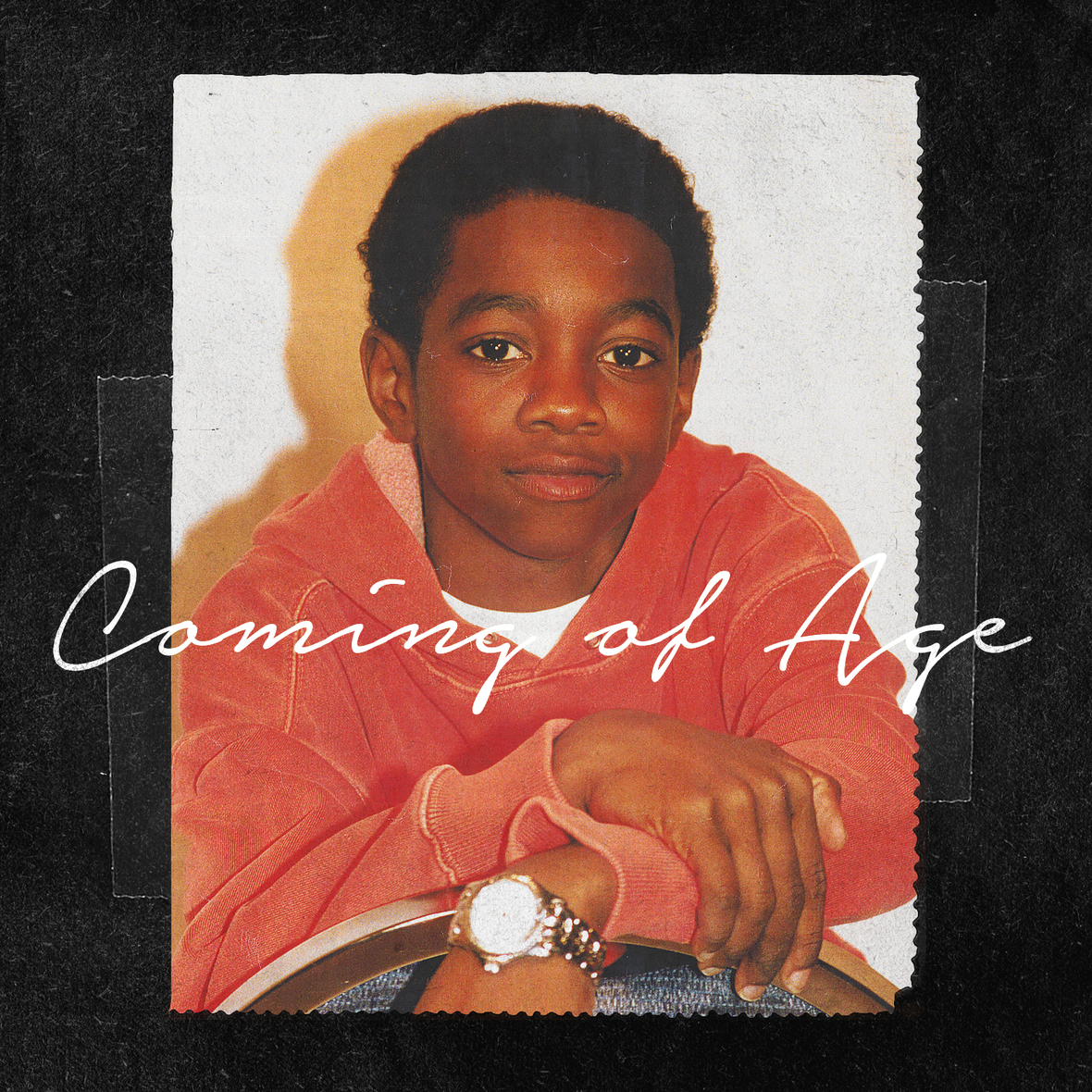 Sammie Coming of Age Album Cover