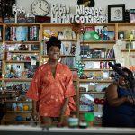 "Watch Ledisi Perform Live for NPR's ""Tiny Desk"" Series"