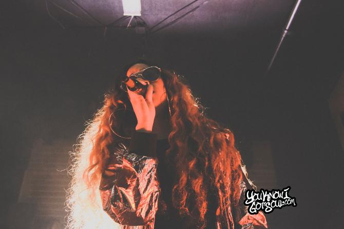 "H.E.R. & Tiara Thomas Perform on ""Lights On Tour"" at Fortune Sound Club In Vancouver (Recap & Photos)"