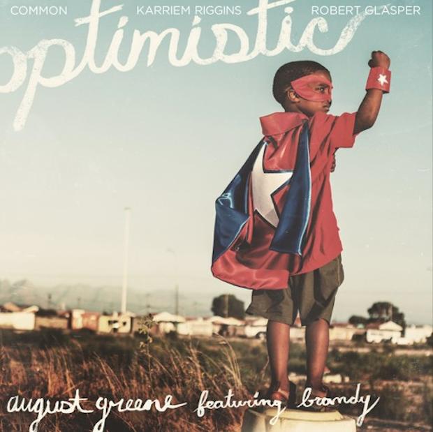 August Greene Optimistic Brandy