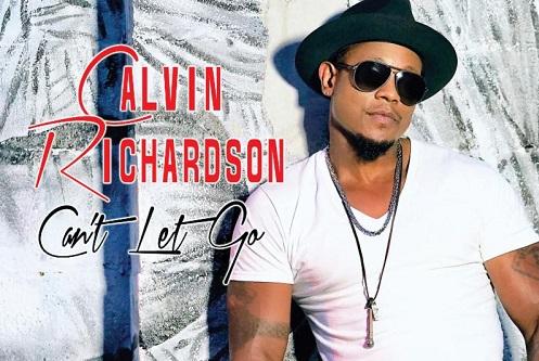 Lyric Video: Calvin Richardson – Can't Let Go