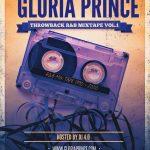 New Music: Gloria Prince - Throwback R&B Vol. 1 (Mixtape)