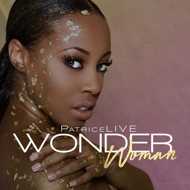 PatriceLive Wonder Woman