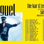 """Miguel Performs on """"War & Leisure"""" at PNE Forum In Vancouver (Recap)"""