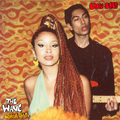 Lion Babe The Wave
