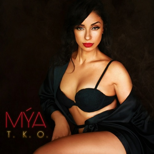 Mya TKO The Knock Out Album Cover