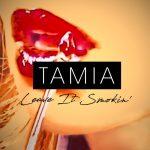 "Tamia Celebrates Latest #1 Single With ""Leave It Smokin"""