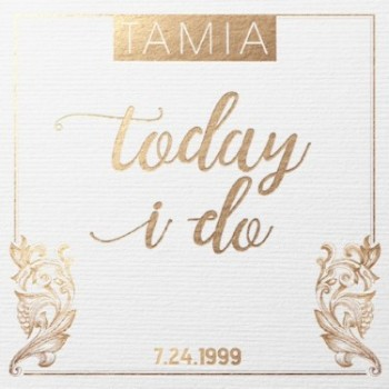 Tamia Today I Do