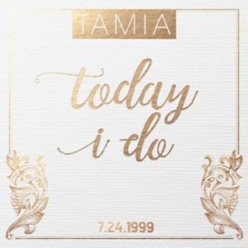 Tamia Today I Do