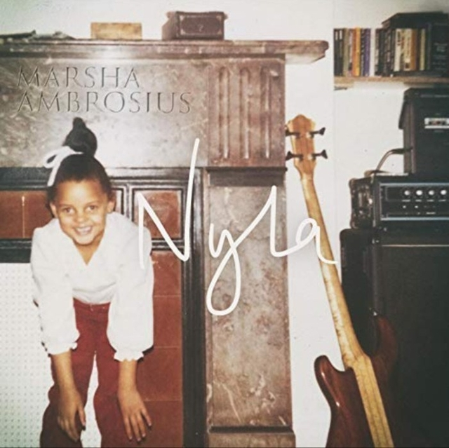Marsha Ambrosius NYLA album Cover