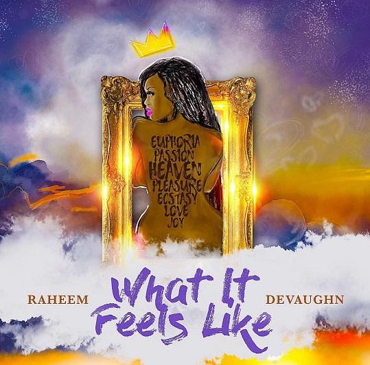 Raheem DeVaughn What It Feels Like