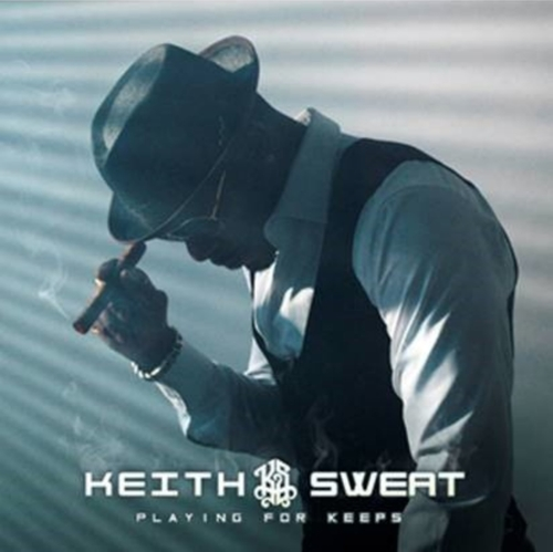 Keith Sweat Playing for Keeps Album Cover