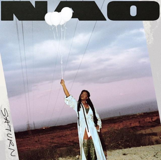 NAO Saturn Album Cover