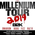 B2K to Reunite for Millennium 2019 Tour With Bobby V, Mario, Lloyd & More