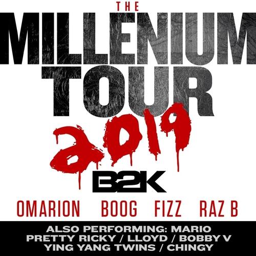 B2K Millennium 2019 Tour