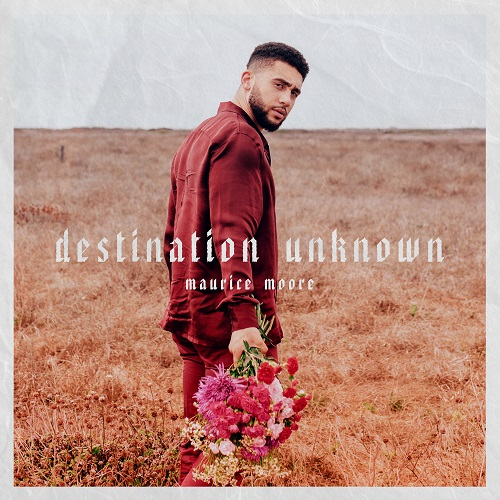 Maurice Moore Destination Unknown EP Cover