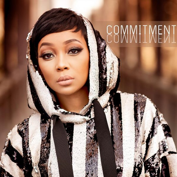 Monica Commitment Single Cover