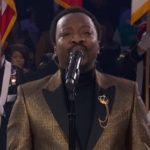Anthony Hamilton Sings the National Anthem at the 2019 NBA All Star Game (Video)
