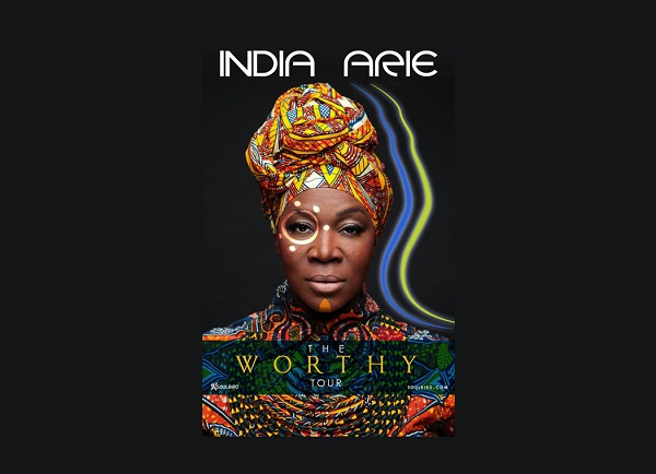 India Arie Worthy Tour 2019