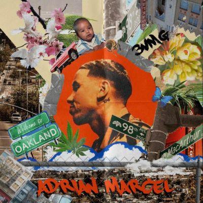 Adrian Marcel 98th Album Cover