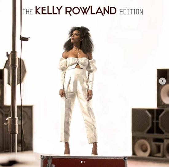 Kelly Rowland The Kelly Rowland Edition EP
