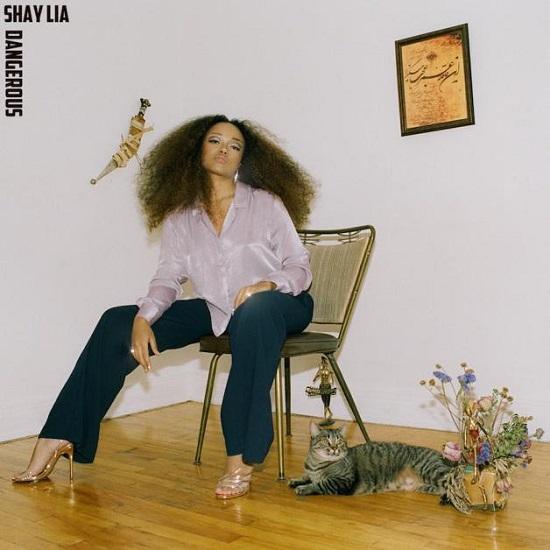 Shay Lia Dangerous EP Cover