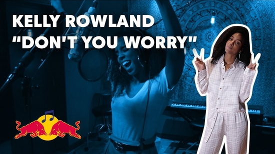 Kelly Rowland Don't You Worry
