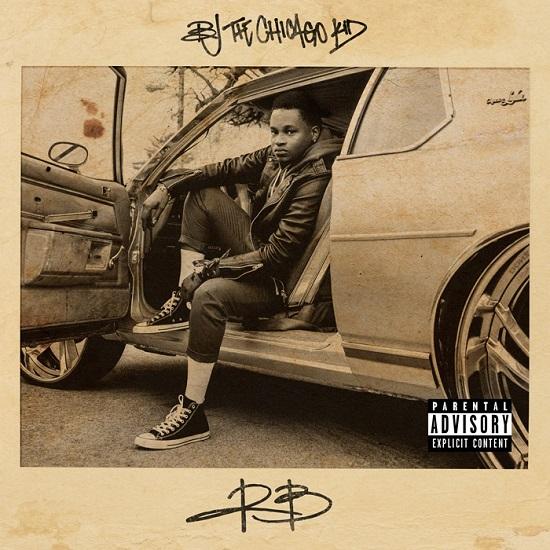 BJ the Chicago Kid 1123 Album Cover