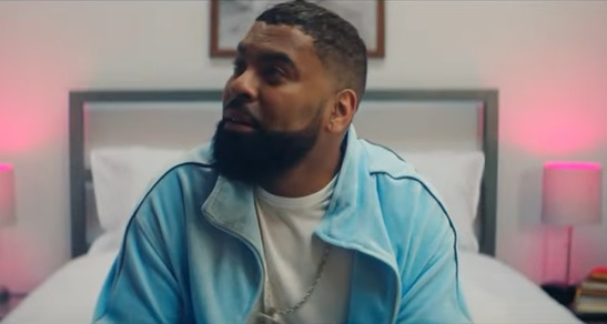 """Gallant Stars Ginuwine In New Video for """"Sleep On It"""""""