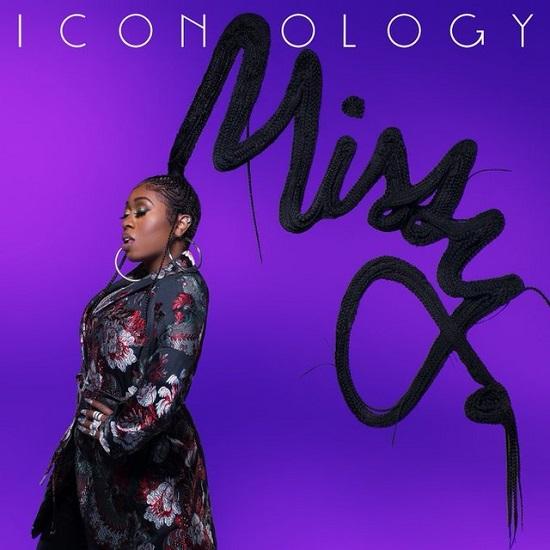 Missy Elliott Iconology EP Cover