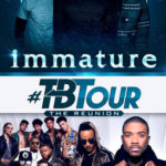 """Immature to Reunite for """"TB: The Reunion Tour"""" With B5, Day26, J. Holiday & Ray J."""