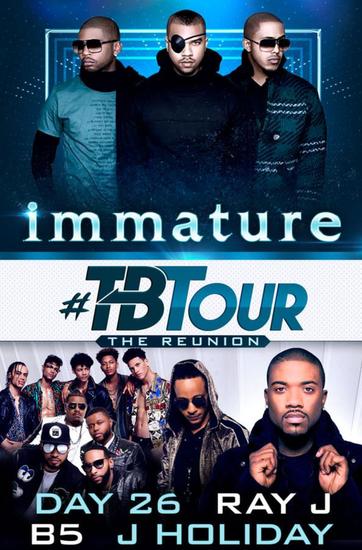 Immature Reunion Tour