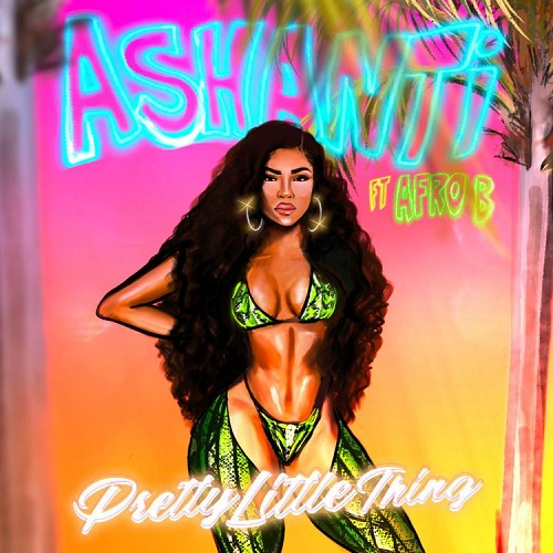 New Video: Ashanti – Pretty Little Thing