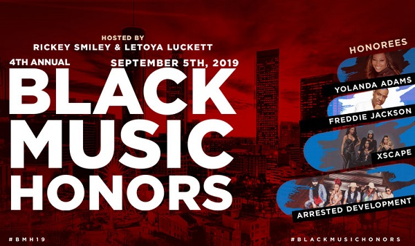 Tamia Set to Receive Soul Music Icon Award at Black Music Honors 2019