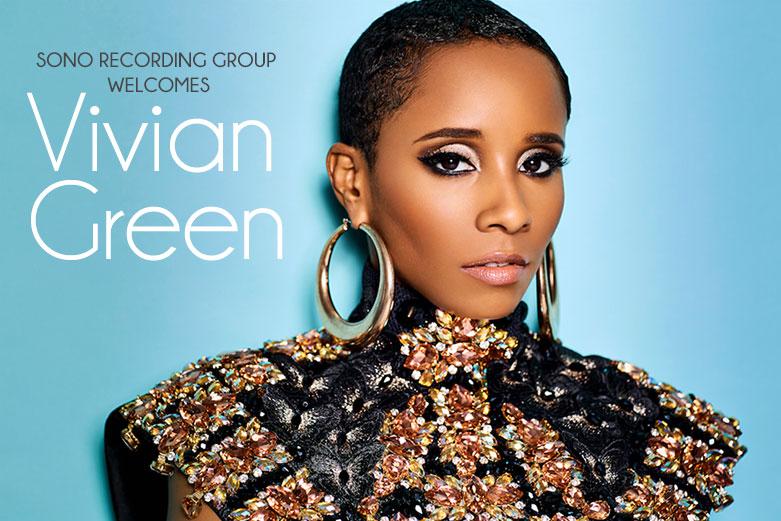 Vivian Green SRG ILS Sono Music Group