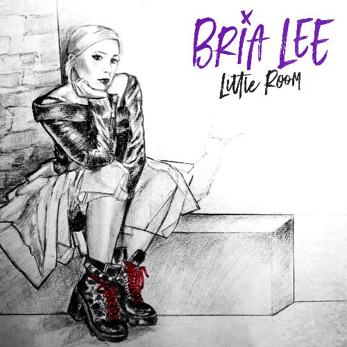 Bria Lee Little Room EP Cover