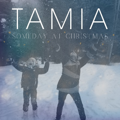 """Tamia Releases Cover of Holiday Classic """"Someday at Christmas"""""""