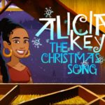 """Alicia Keys Shares Beautiful Rendition of """"The Christmas Song"""""""